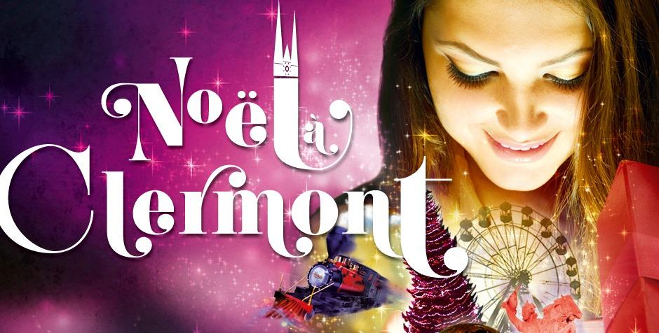 A partir du 30 Novembre, C'est Noël à Clermont !
