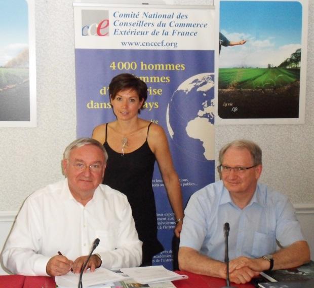 Le Journal de l'éco s'implique aux côtés du Comité Auvergne des Conseillers du Commerce Extérieur de la France
