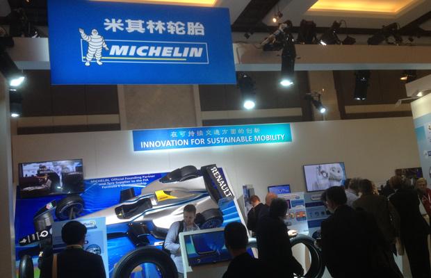 Michelin l'Auvergnate au rayonnement mondial