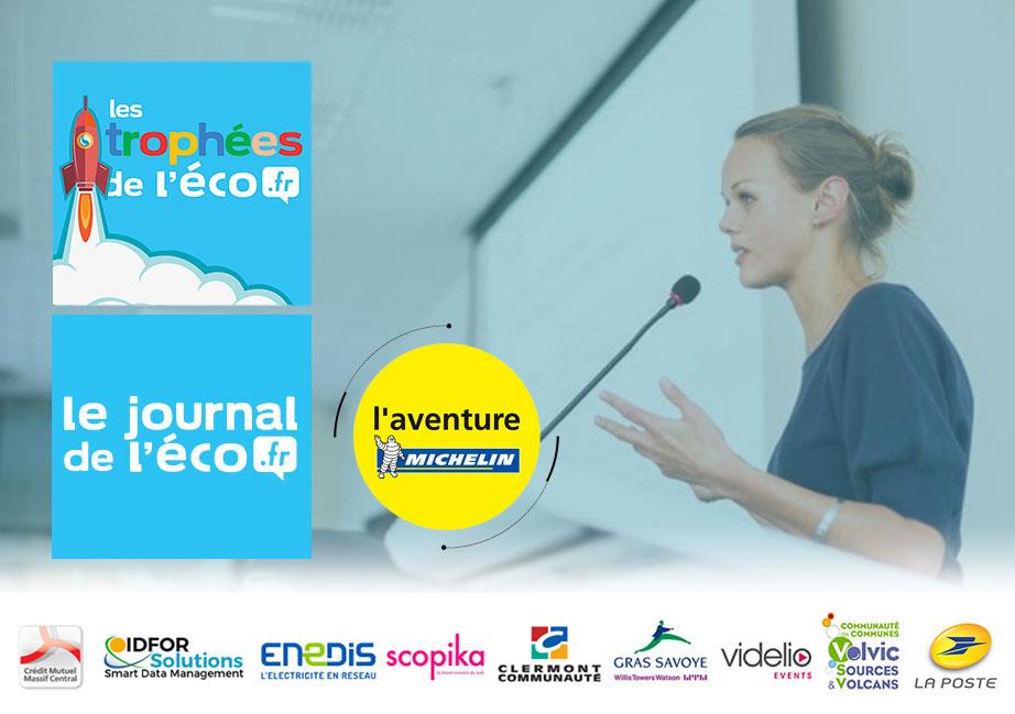 CE SOIR : Les Trophées de l'éco à l'Aventure Michelin