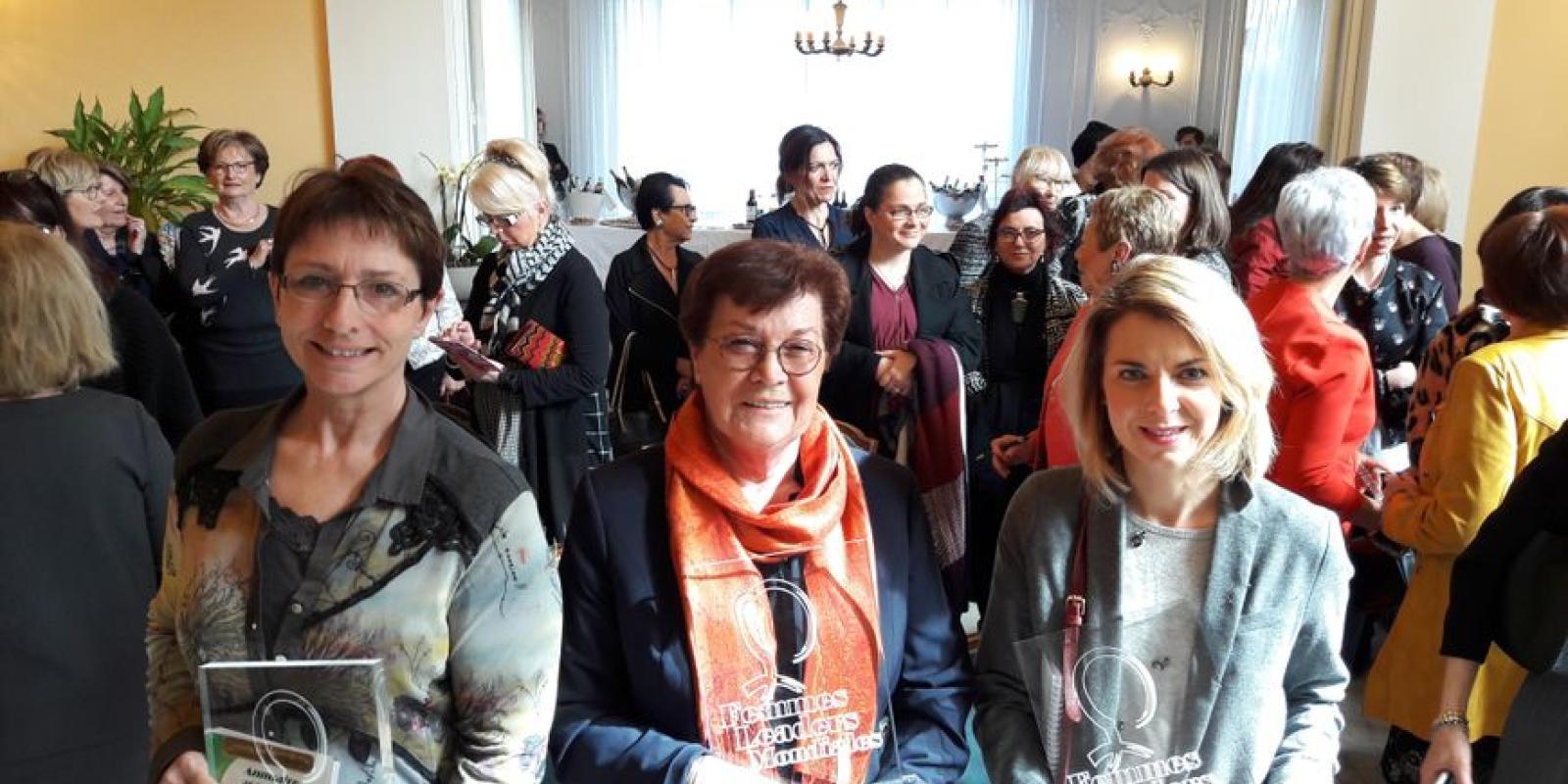 TROPHEES 2019 FEMMES LEADERS MONDIALES