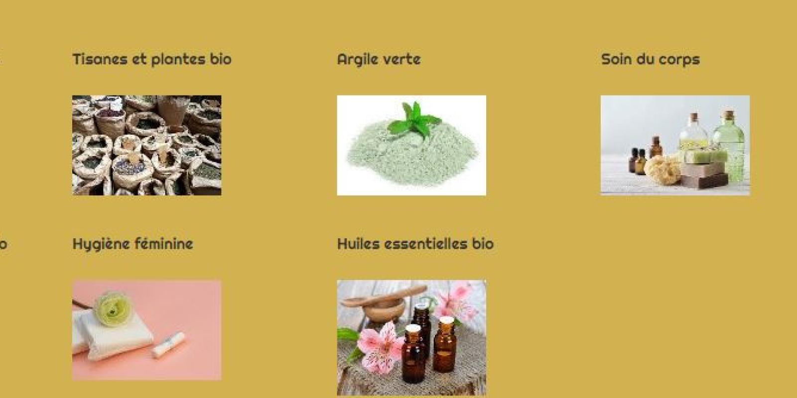 Ecolibio, la vente sur internet de références 100% naturelles