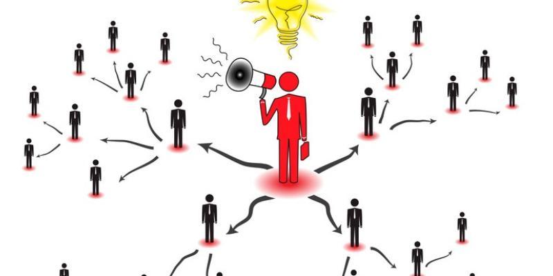 Le Réseau, «parcours initiatique» du manager