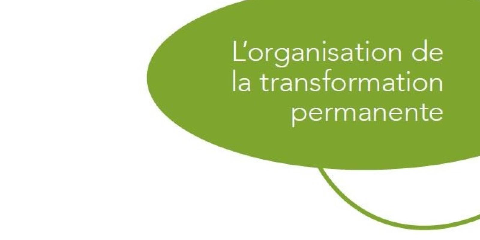 Où en sont les grandes entreprises en matière de management de la transformation ?