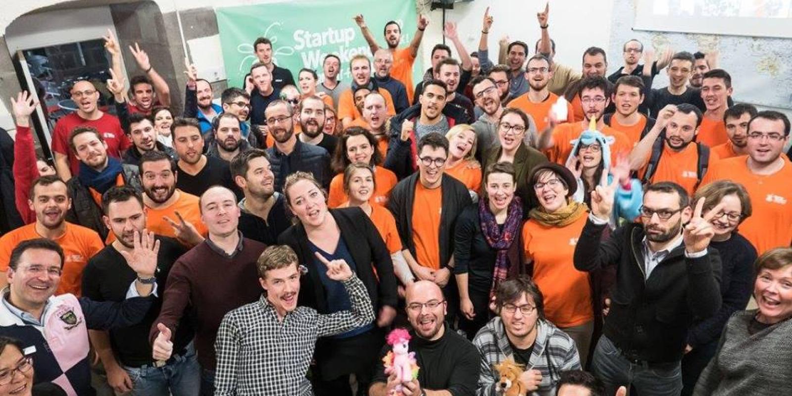 Startup Weekend Clermont 2017