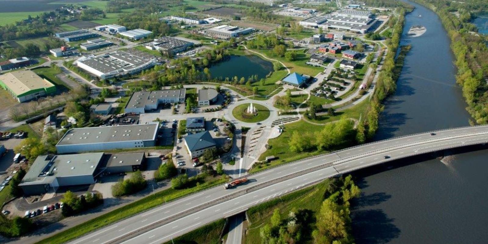 Des offres immobilières et foncières sur des Parcs d'Activités