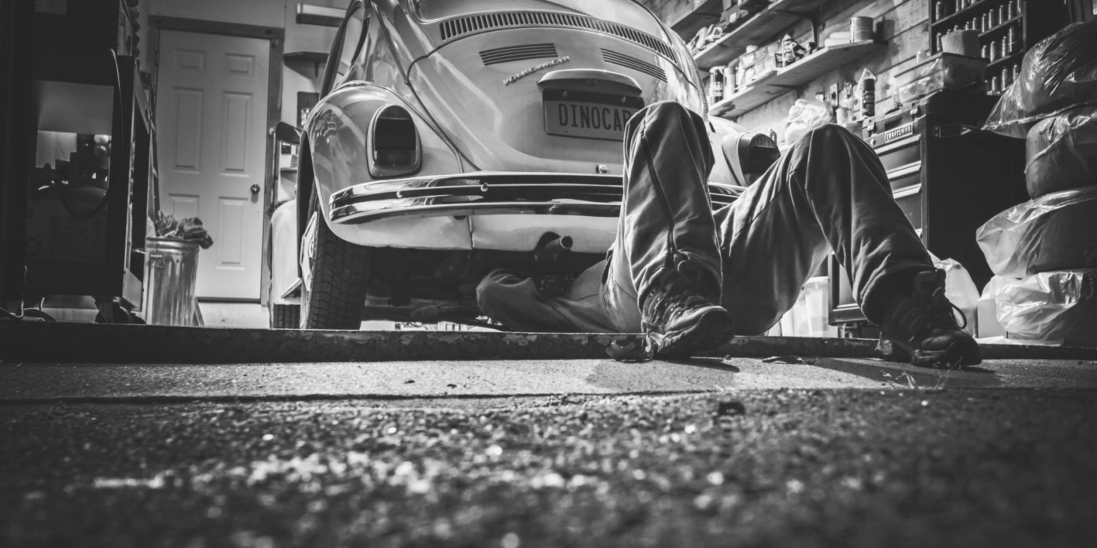 Vroomly, la startup qui révise l'entretien automobile