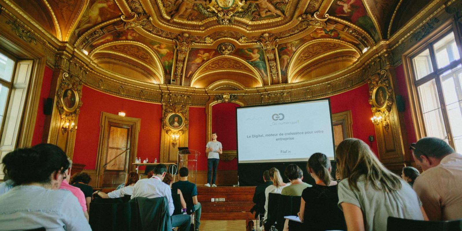 Atelier Foliweb : stratégies pour choisir et réussir son projet
