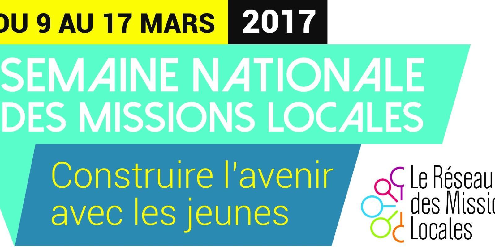 La Mission Locale Jeunes du Bassin Chambérien participe à la  Semaine nationale des #MissionsLocales2017