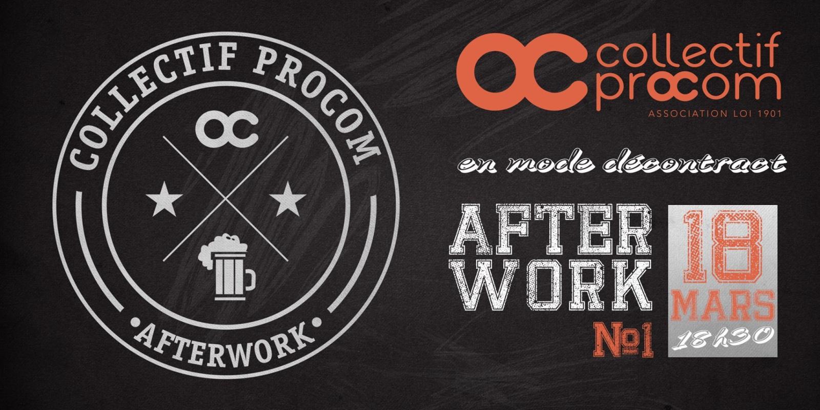 1er Afterwork du Collectif procom