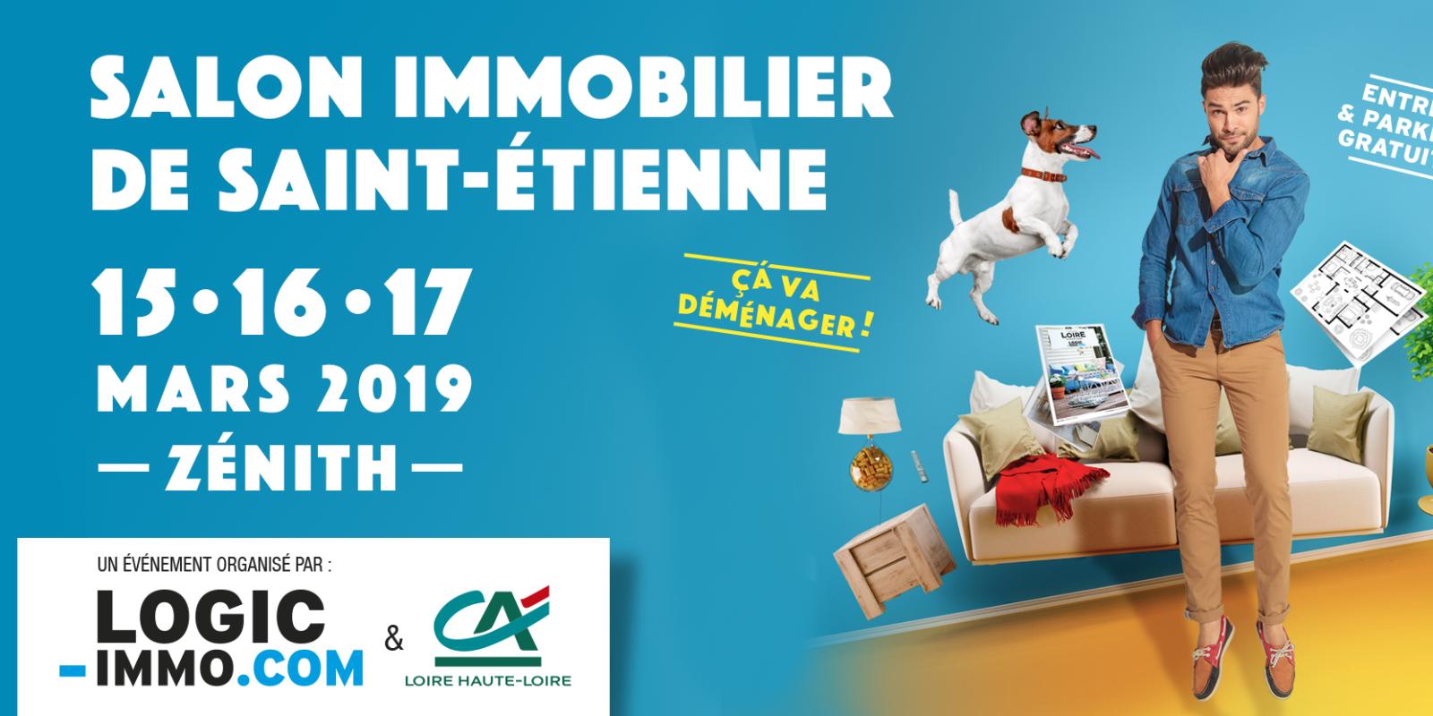 Salon Immobilier Saint-Etienne