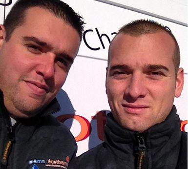 Dôme Ecothermie : deux amis créent leur entreprise de plomberie