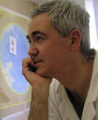 Thierry Prugne, peintre décorateur à Culhat