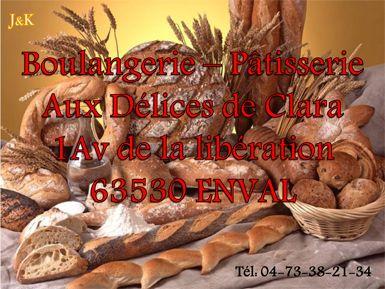 Aux Delices De Clara Un Jeune Couple Prend La Releve Boulangerie D