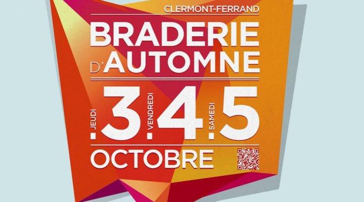 Clermont Commerce prépare sa Braderie d'Automne