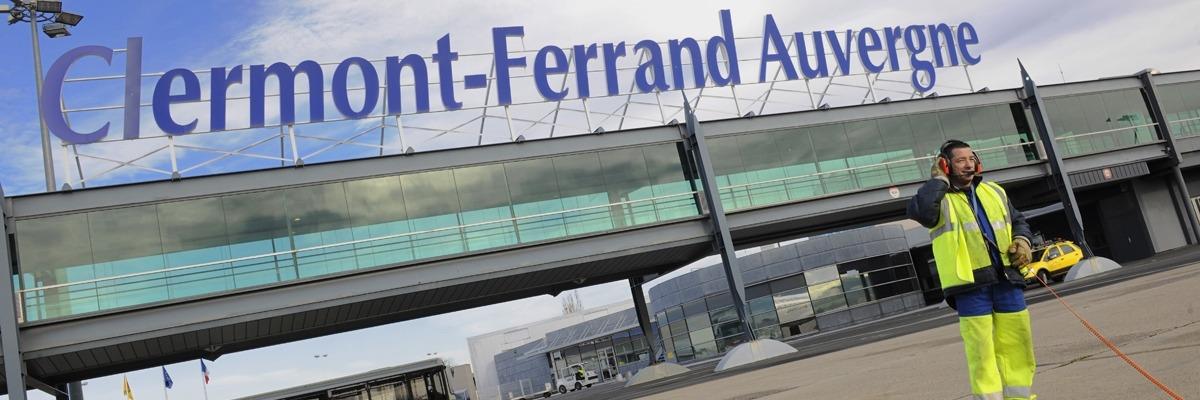 L'année 2013 s'annonce dynamique pour l'aéroport Clermont Auvergne