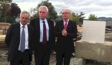 MBa et A/K architectures conçoivent la nouvelle école de Montmorin