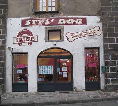 STYL'DOG, une coupe pointue  pour nos amis à quatre pattes