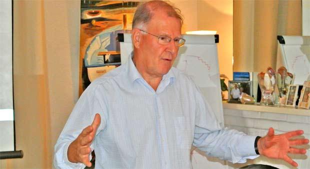 Un grand maître de la «Gestuologie» à la rencontre des dirigeants du club APM Auvergne Nouveau Monde