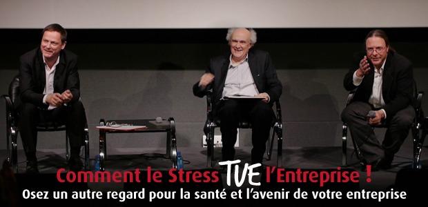 Comment le Stress tue l'entreprise : un débat, une réalité ! Les réponses mardi 11 février 2014 de 14h à  19h30 – Espace Multimédia Georges Conchon – Rue Léo Lagrange – Clermont-Ferrand