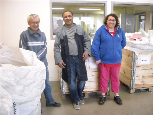 L'ESAT Pierre Doussinet : « La collecte de papier au service de l'insertion des adultes handicapés et de la préservation de l'environnement »