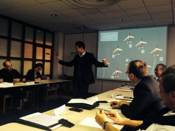 Patrouille de France et dirigeants d'entreprise : un dialogue fécond au service de la « Performance de l'équipe »