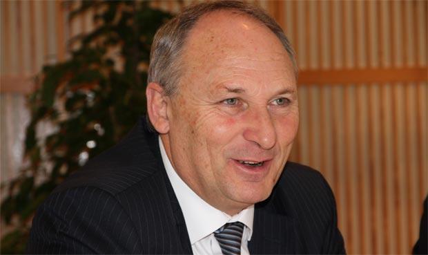 Philippe Monloubou à la rencontre des agents d'ERDF en Auvergne
