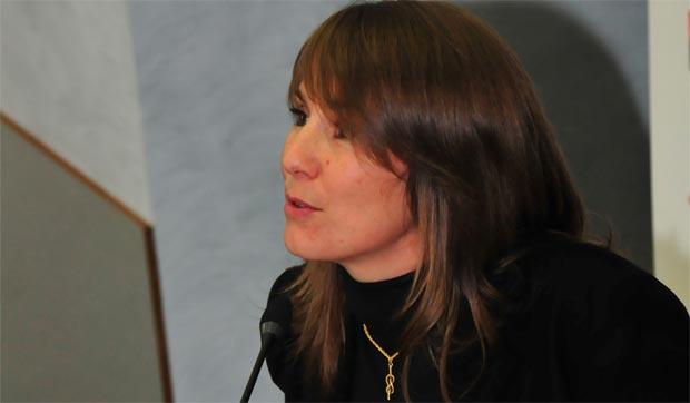 Florence Dinouard-Duparc, troisième femme présidente du GCE Auvergne