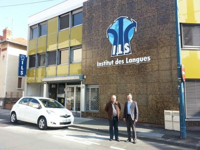 Institut des Langues de Spécialité : de l'Anglais et des projets !