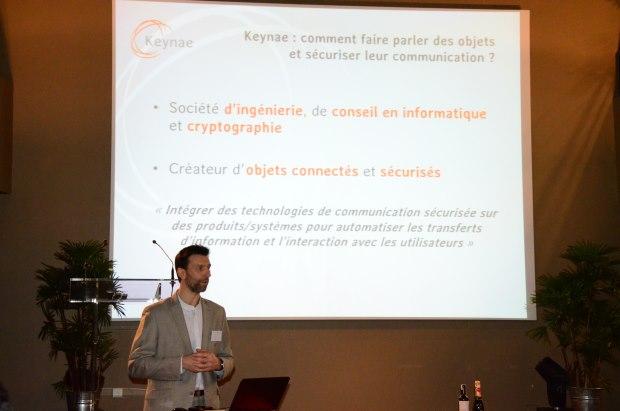 Keynae, une technologie clermontoise engagée dans l'authentification des biens et produits