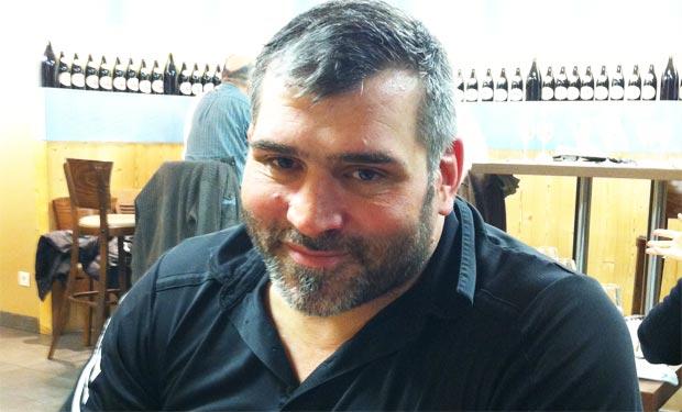 Martin Scelzo, un rugbyman de l'ASM derrière les fourneaux d'El Gaucho
