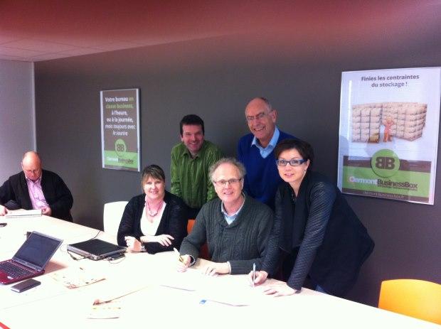 Le Journal de l'éco et la Chambre Professionnelle du Conseil d'Auvergne,  main dans la main pour soutenir l'économie locale