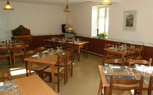 L'Auberge de Tèche : du gastronomique au cœur du village de Varenne-sur-Tèche