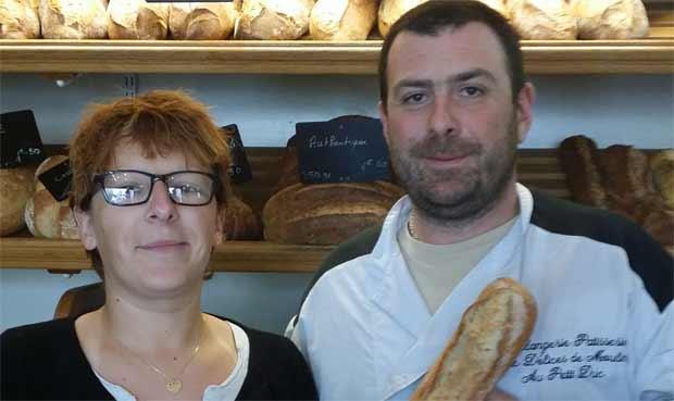 Annick et Damien Lassimonne ouvrent deux boutiques à Moulins