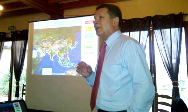 La Chine acteur géopolitique mondial, menaces et opportunités… Même en Auvergne?
