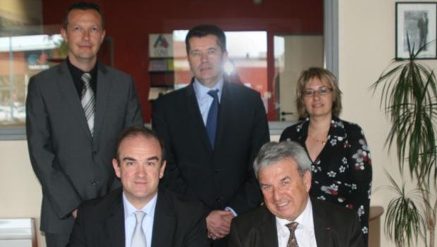 Le Groupe La Poste et la CGPME Auvergne, partenaires au service des PME et PMI