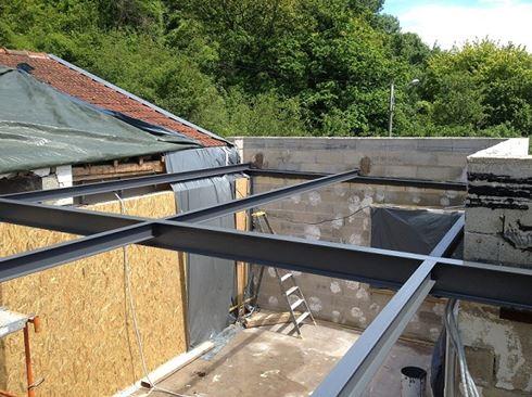 2M constructions : couverture, bardage et désenfumage à Saint-Hilaire