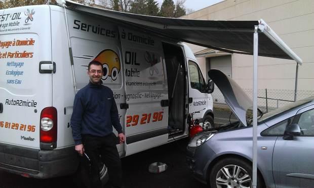 Best'Oil 63 entretient et répare les autos à domicile
