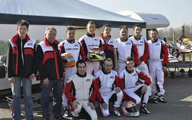 Euro Kart à Premilhat : tout l'équipement pour rouler en sécurité sur les pistes de karting
