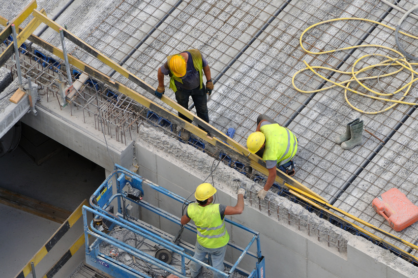 La création de M&C Bâtiment à Clermont-Ferrand pour « participer et voir évoluer les constructions »