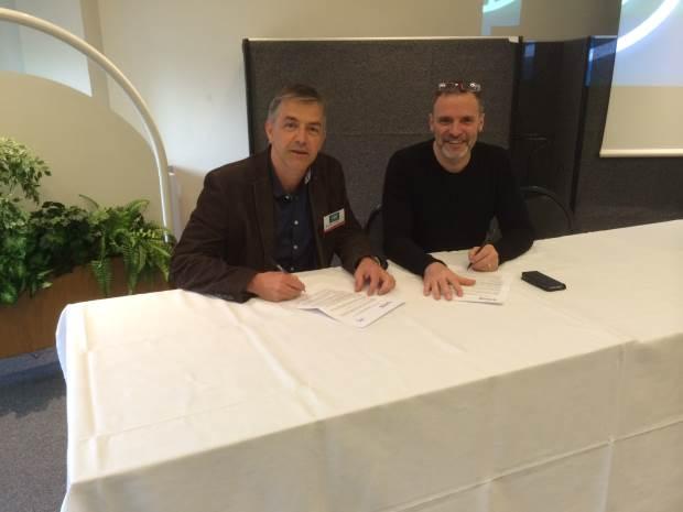 Partenariat entre les DCF et le Journal de l'éco