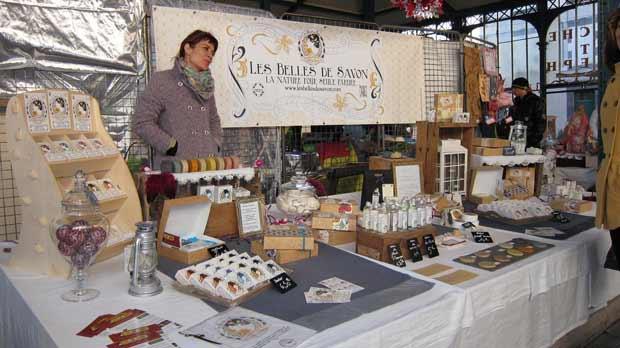 Les Belles de Savon à Châteauneuf-les-Bains: des savons naturels, simples et sains