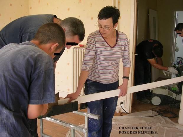 Brigitte Mounier : la formatrice des « hommes à tout faire » !