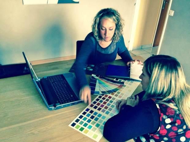 Cynthia Thomas – Design Coordination :  « Mon expertise et mes conseils déco pour vous sentir mieux chez vous ! »