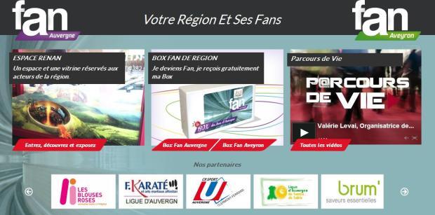 Club Fan d'Auvergne et d'Aveyron : Offrir de la visibilité aux acteurs de la région