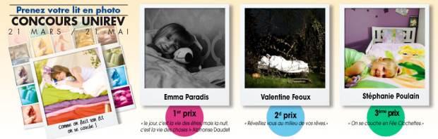 Concours photo Unirev : les trois finalistes dévoilés !