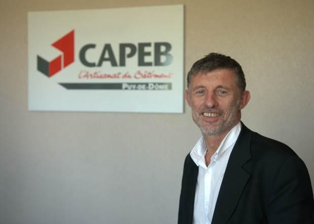 Gilles Chatras – CAPEB 63 :  « La concurrence déloyale mine les artisans du bâtiment »