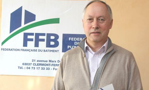 Georges Faure, Fédération du Bâtiment : « Le compte pénibilité, un dispositif trop complexe qui va couter un milliard d'euros à nos entreprises !»