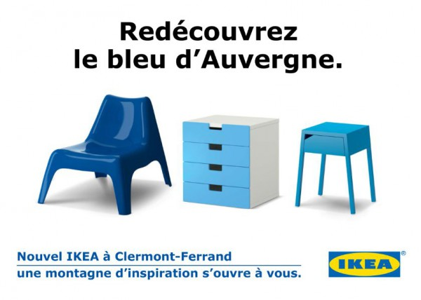 inauguration de ikea clermont ferrandle journal de l 39 co. Black Bedroom Furniture Sets. Home Design Ideas