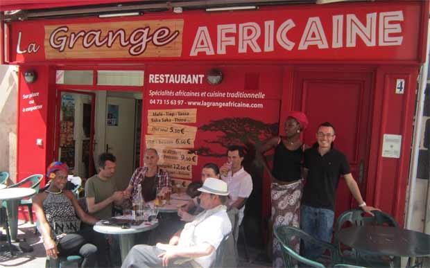 La Grange africaine ou la rencontre de deux cultures à Clermont-Ferrand